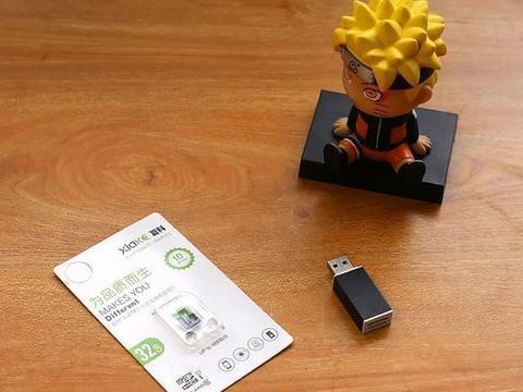 尝试7.9元的32GB内存TF卡,这么便宜到底能不能用?