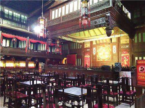 天津 戏剧博物馆闭馆修缮