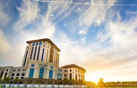 山西被低估的大学,是中西部高校基础能力建设工程,有2大校区