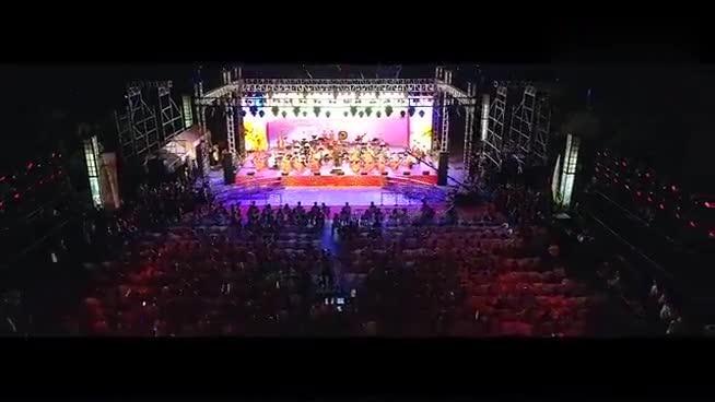 「视频」蒲河之夜 沈北新区文化艺术节开幕啦
