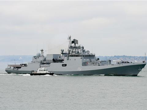 俄罗斯之剑:被乌克兰中断燃气轮机供应,却优先装备了印度海军