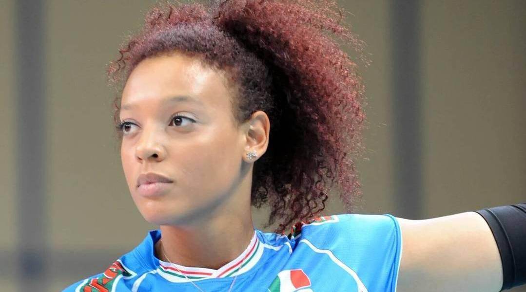Valentina Diouf!不爱跳的迪乌夫……