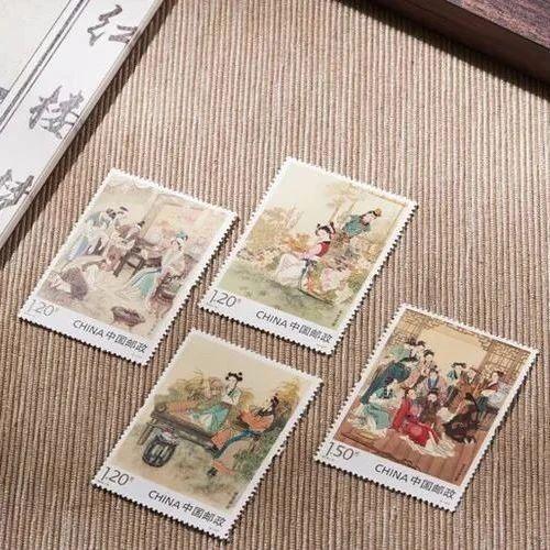 邮票收藏界中的翘楚,跨越33年首次集结,枚枚经典