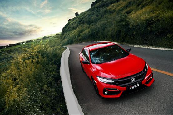 """""""信仰制造""""东风Honda全新CIVIC思域Hatchback热擎上场"""