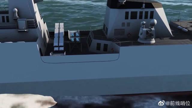 054A护卫舰已造30艘,海军下一代护卫舰呼之欲出,性能有何提升?