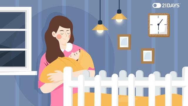 21DAYS小课堂:妈妈们需注意的育儿小细节