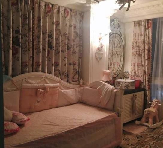 秦昊和伊能静的豪宅 全屋欧式设计 家具都是进口精品