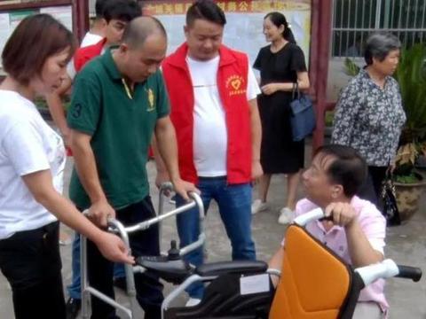 汉阴启动实施2020年残疾人辅具发放暨残疾人无障碍改造项目