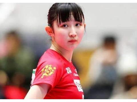 日乒终于有女队员参赛!早田希娜勇敢发声,4人确定参加全明星赛