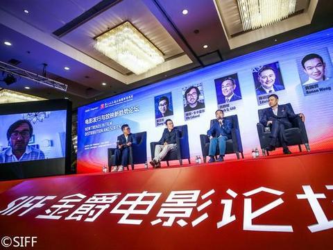 """高群耀出席上海电影节 超级影院将赋能电影产业""""再火100年"""""""