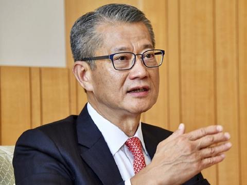 香港疫情拉长经济复苏时间 财爷呼吁大小业主减租共渡时艰