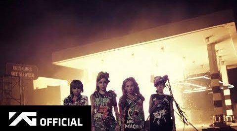 2NE1 / UGLY ¹¹⁰⁷²⁸ ——— 专 辑 名 称 迷 你 二 辑 :2NE1