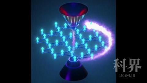 科学家发现一种能够产生奇异量子效应的拓扑磁体