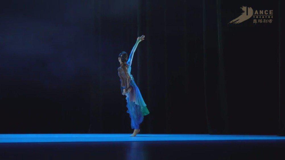 """第12届全国""""桃李杯"""" 浙江音乐学院 民间舞 安徽花鼓灯《一条大河》"""