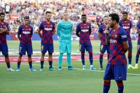 Gap:C罗传射带领团队逆转,巴萨惨败梅西责怪队友