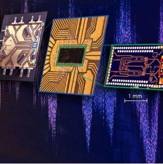 突破超高速数据传输!全新等离子芯片问世:首次将电子和光子元件集成于同一块芯片