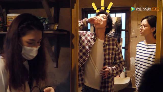 """天啦噜 肖枫竟然把剧组特制""""呕吐物""""咽了下去"""
