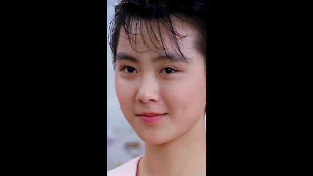 短发女神袁洁莹,16岁红遍了香港,堪称那个时代的盛世美颜啊!