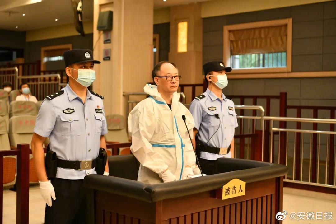 安徽中医药大学原校长王键涉贿600余万受审……