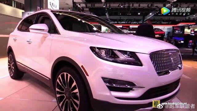 视频:洛杉矶车展2018 林肯MKC 内外实拍抢先看
