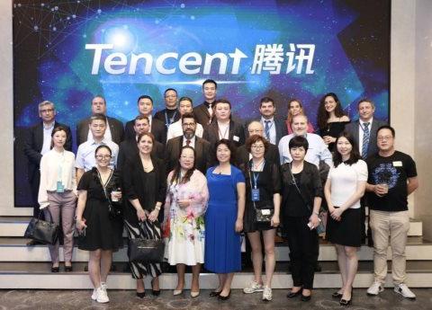 南方共同市场代表团访华并签多项合作协议