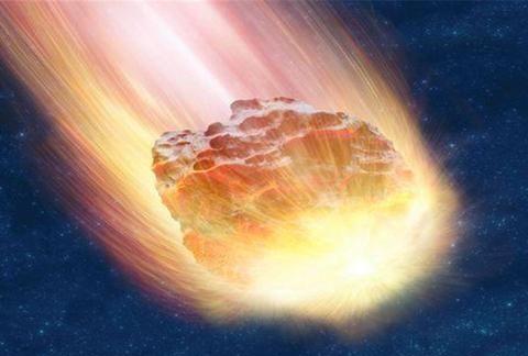 生命起源于宇宙吗?专家发现一块陨石,找到生命的形成部分!