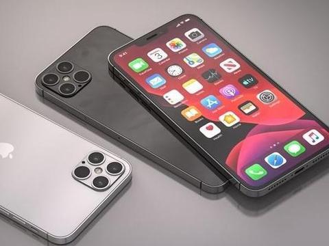 iPhone12外形依旧是采用刘海屏设计,iPhone8价崩瞬间彻底凉凉