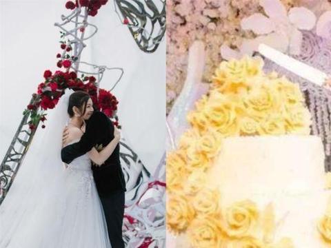 """有一种""""梦里见""""叫婚礼蛋糕,陈妍希昆凌好的"""