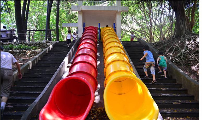 怕孩子独自溜滑梯太危险,2~12岁儿童,10点安全建议