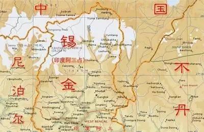 不丹按照现在的局势会不会成为下一个锡金?