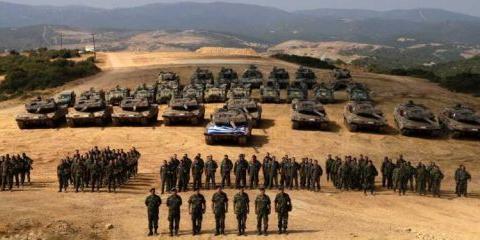 希腊土耳其领海争端升级,双方陈兵数万对峙,美国撑腰被告知没用