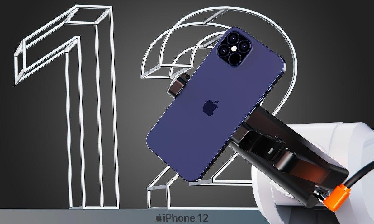 刘海更窄!iPhone 12屏幕全面曝光:屏占比全面提升