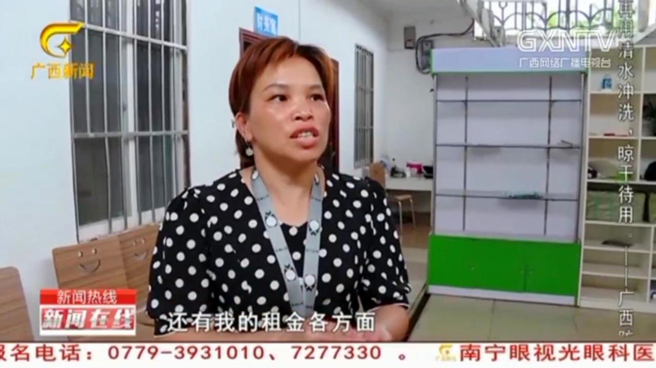 南宁:经营户租摊位被坑,目前仍未收到退款,市场负责人出面回应