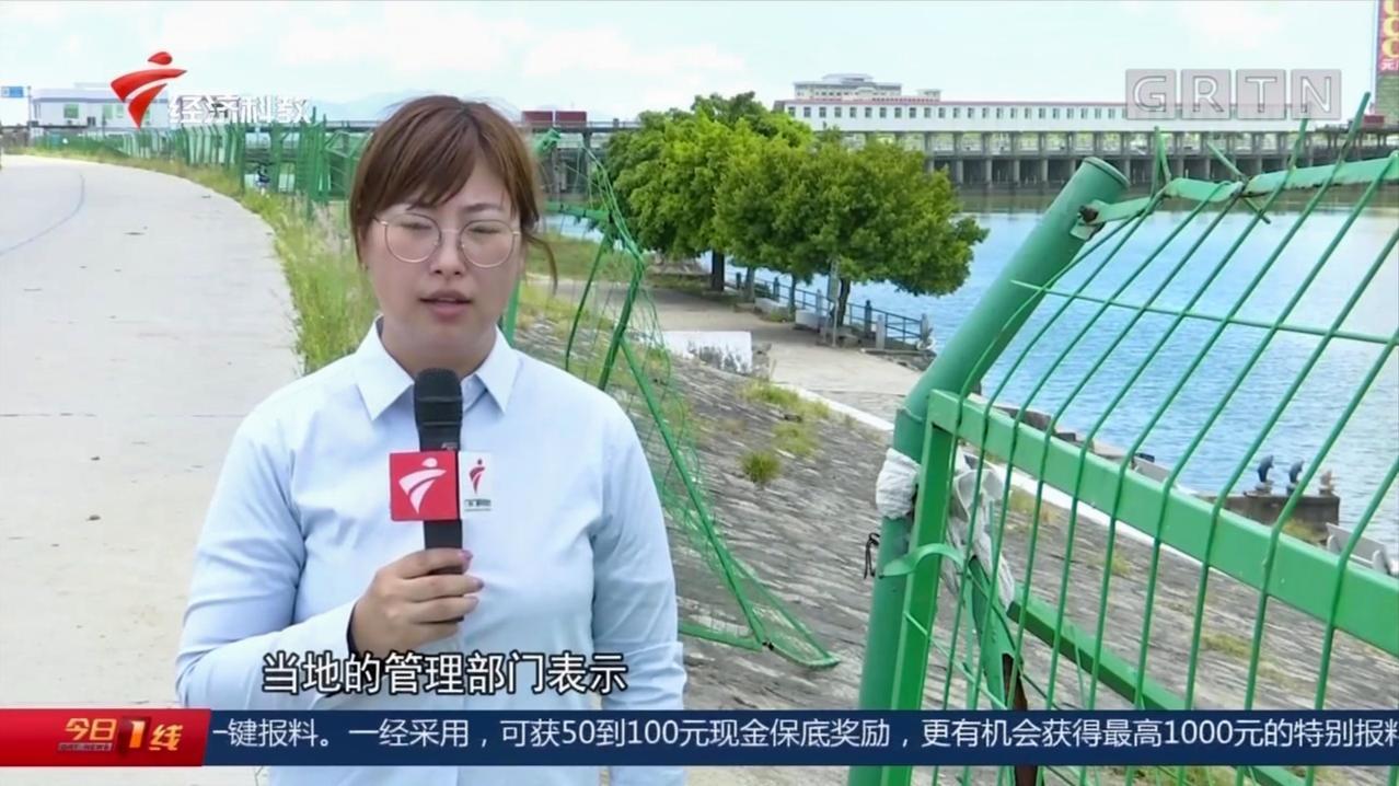 汕尾陆丰:饮用水源保护区,变公共泳场,这水谁还敢用?