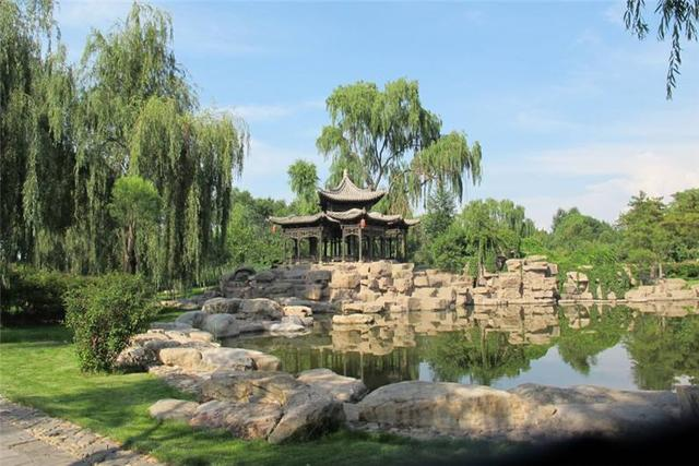 山西太谷县一处世外桃源,来此观田园风光太赞,是山西省旅游名村