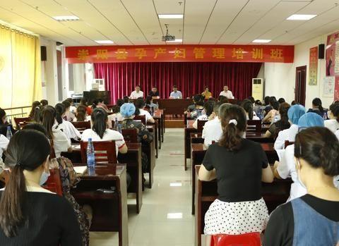 崇阳县强化孕产妇管理,全力保障母婴安全