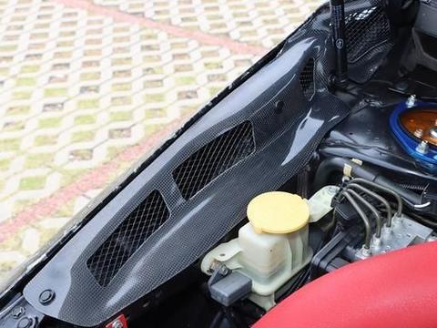 试驾点评全面改装后的斯巴鲁WRX STI动力输出得到明显强化