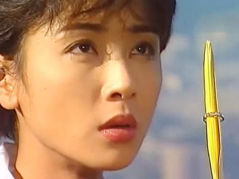 23年前袁洁莹主演的港剧,与男主结婚的当天,女主才知他已有家室