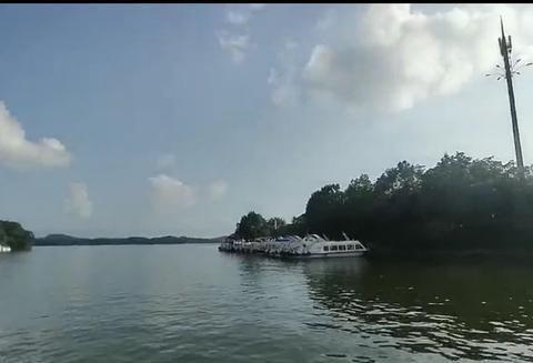河南信阳,断断续续50天的降雨,人民的大水缸南湾湖,你还期待吗