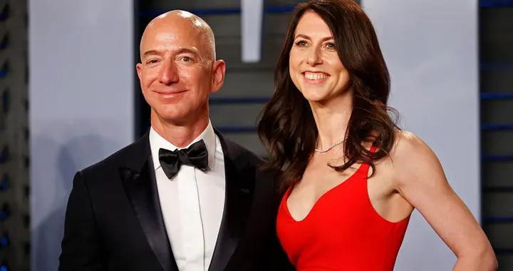 贝索斯前妻麦肯齐改姓!捐款17亿,身价超600亿