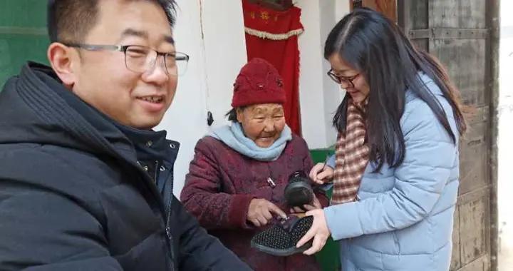 富平县庄里试验区兴武村第一书记魏斌:群众的笑脸,是我最大的动力