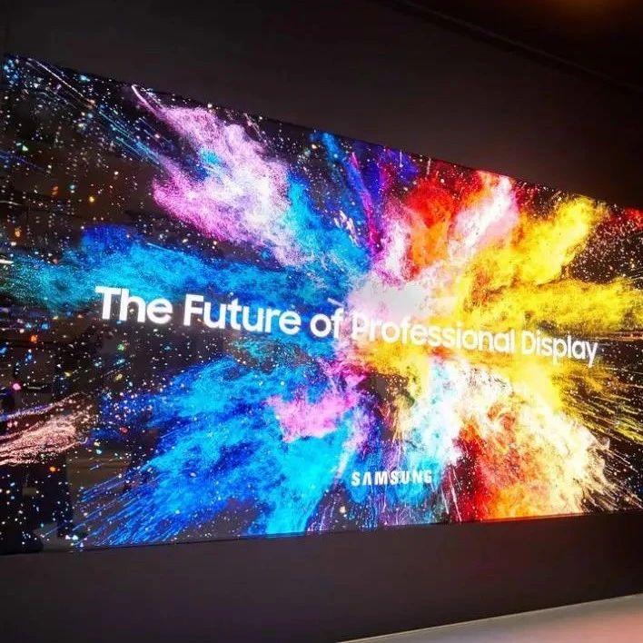 三星将于2021开始量产QD-OLED面板