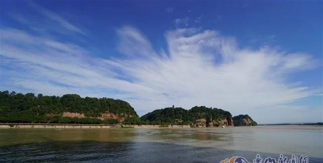 """水清、岸蓝、景美!乐山水生态环境更""""小武""""眼了"""