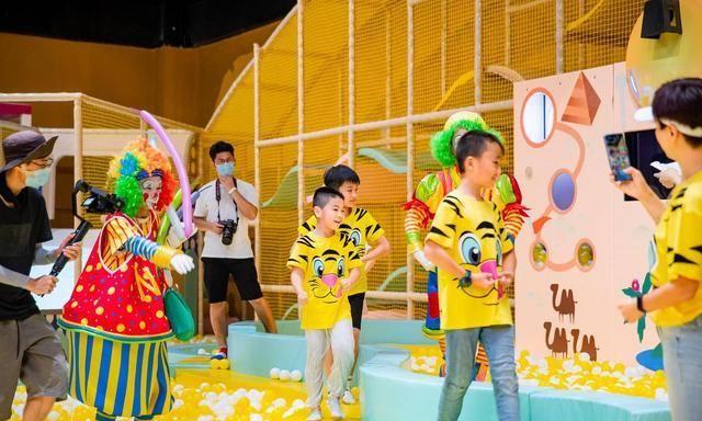 长隆欢乐世界宝贝乐园,陪您度过欢乐暑期亲子时光!