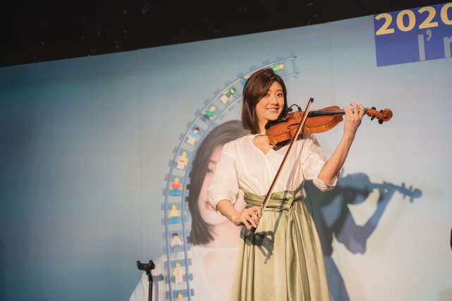 气质音乐才女 林逸欣发行专辑《想都沒想过》音乐会同步开跑