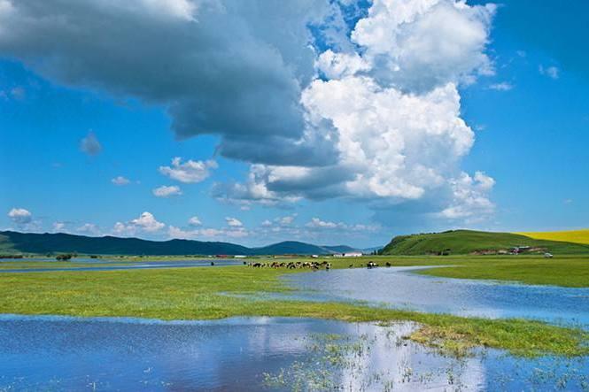 内蒙古侏罗纪时期的圣水,可随意饮用,却不收门票