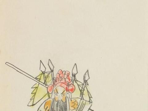 「津门网」一般人追求画得要像,但画家笔下的大写意人物更重意趣
