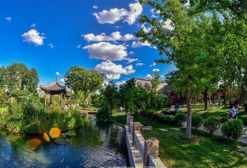 """北京私藏的""""绝美""""公园,被誉为""""首都江南"""",风景优美免费开放"""