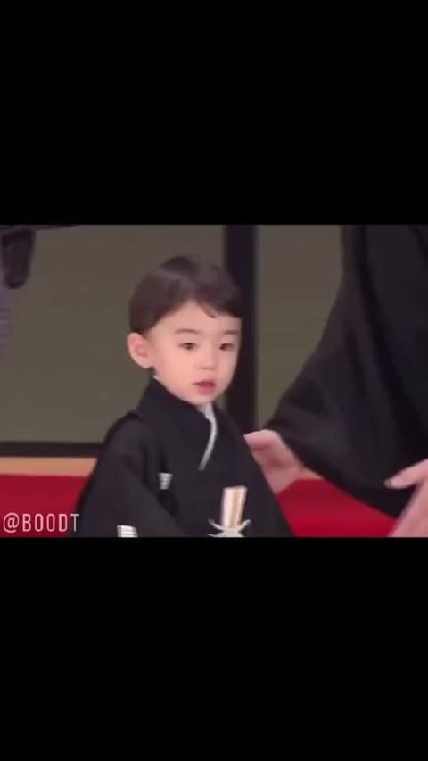 小时候可爱 长大后又超A的贵公子—藤间斋