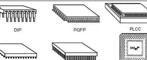 半导体封装中的DIP和SMT是什么?